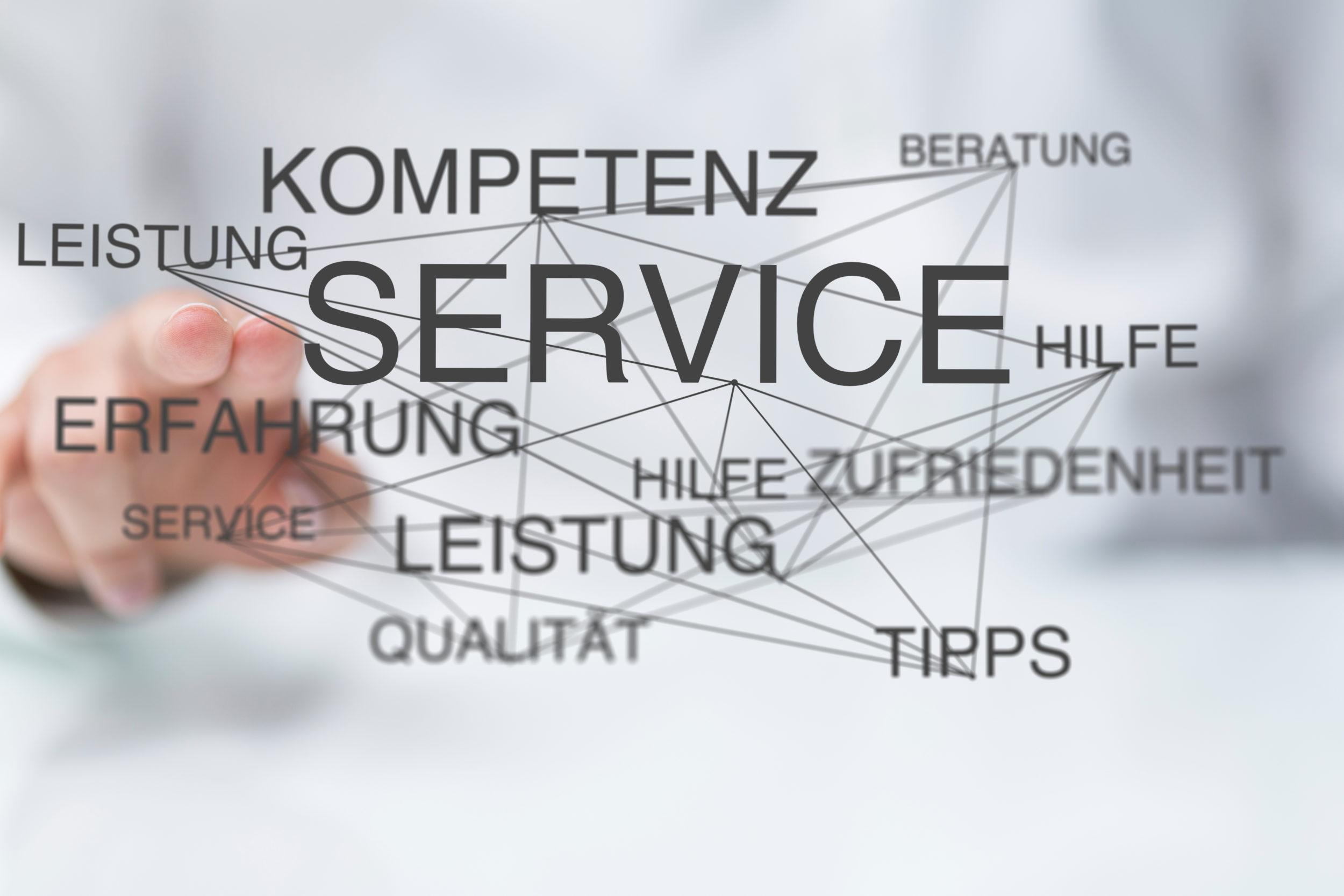 mopseo Dienstleistungen